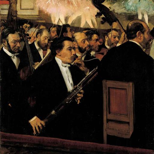 Degas à l'Opéra au musée d'Orsay, un peintre à l'écoute des corps