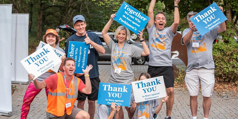 Virtual 5K Run/ 1K Walk for Parkinson's