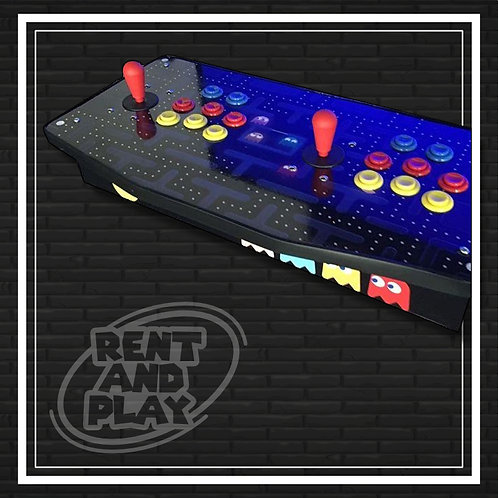 10 días - Consola Arcade
