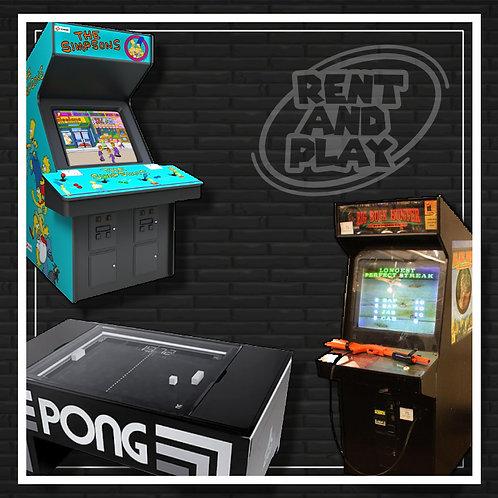 7 días - Combo Retro Gamer