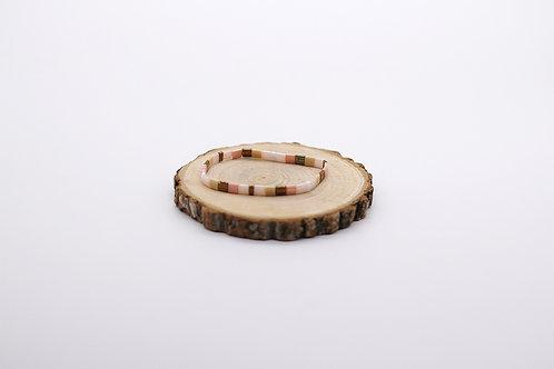 Bracelets perles en verre