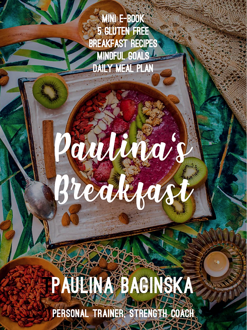 eBook Paulina's Breakfast
