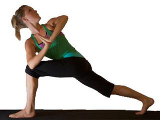 Séance Yoga - Janvier 2017