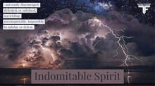 Black Belt Principle #6: Indomitable Spirit