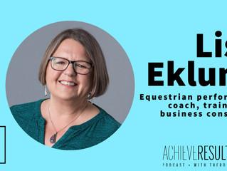 The Lisa Eklund Interview