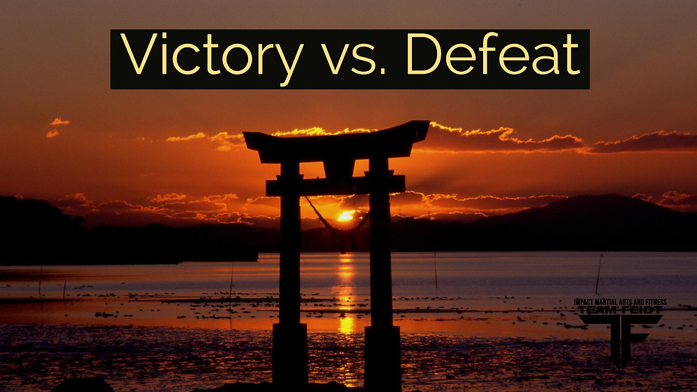 victory vs defeat