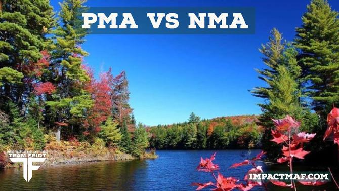 PMA vs NMA