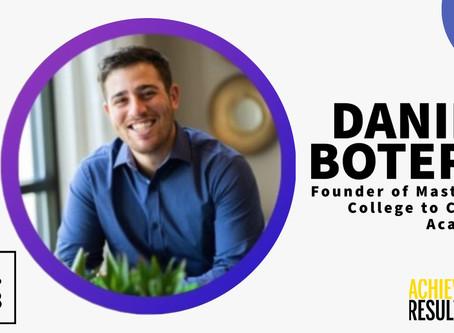 The Daniel Botero Interview