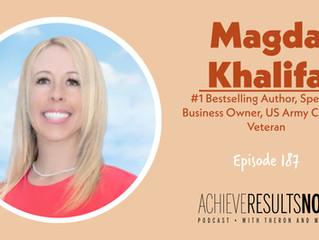 The Magda Khalifa Interview