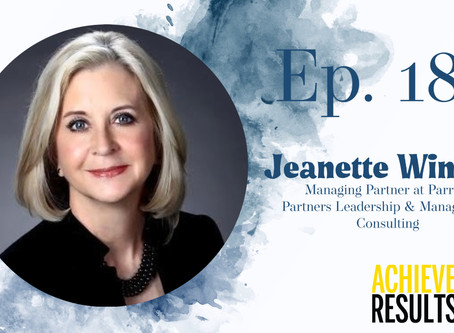 The Jeanette Winters Interview