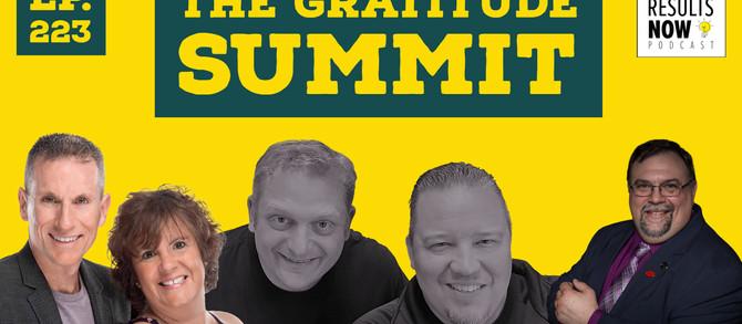 The Gratitude Summit