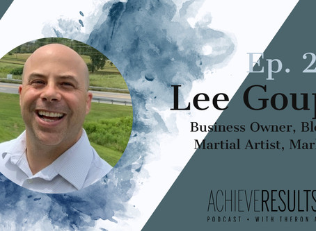The Lee Goupil Interview