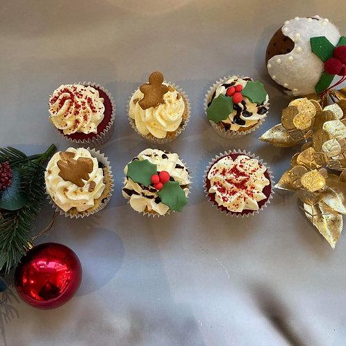 Cupcake Selection Box