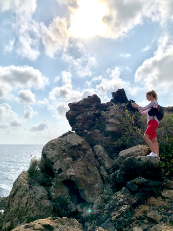 Pantelleria Hiking