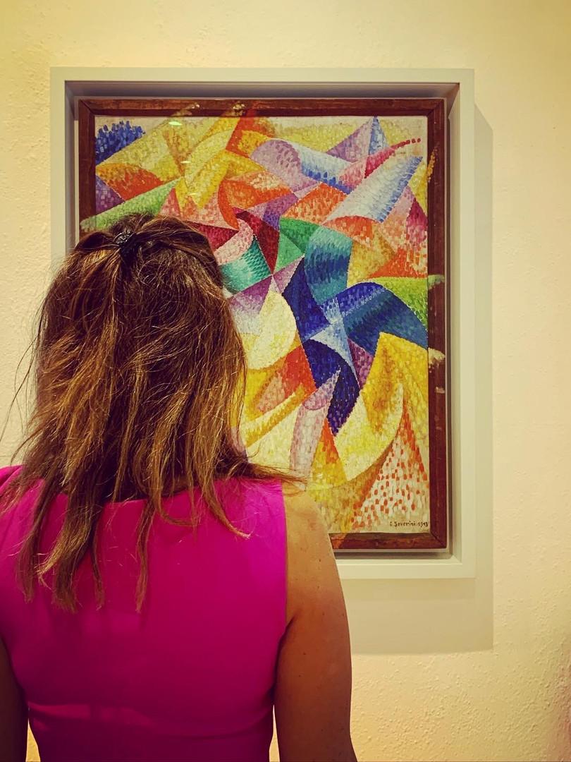 Erica Firpo Guggenheim Venice.JPG