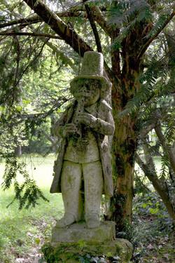 Statua del Pifferaio
