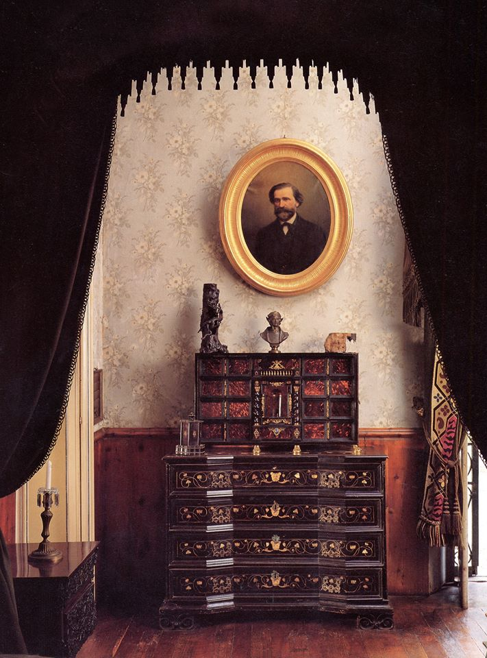Mobile in camera di G. Strepponi