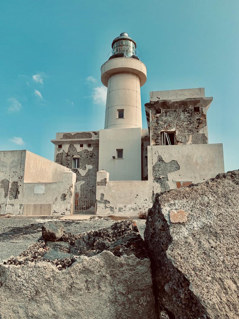 Faro Pantelleria