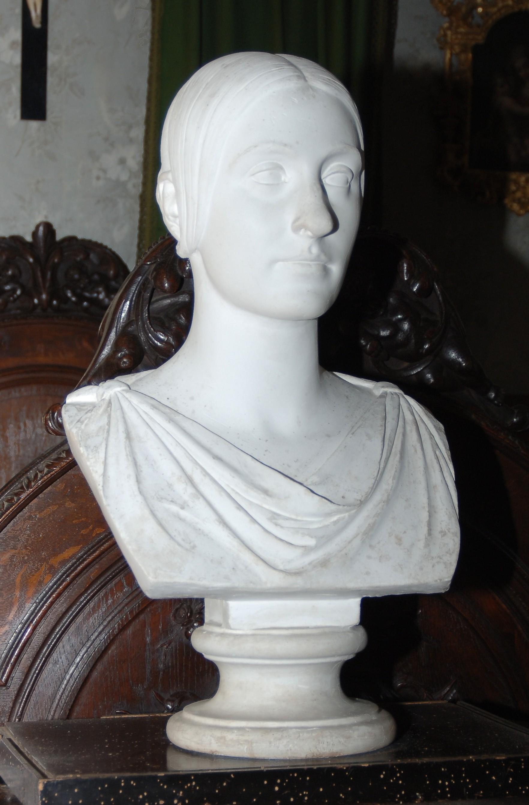 Bust of G. Strepponi