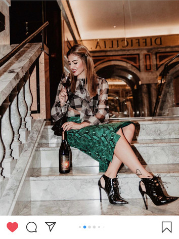 Giulia Latini @bionditudo