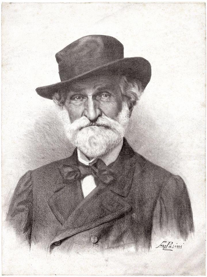 Foto di Giuseppe Verdi