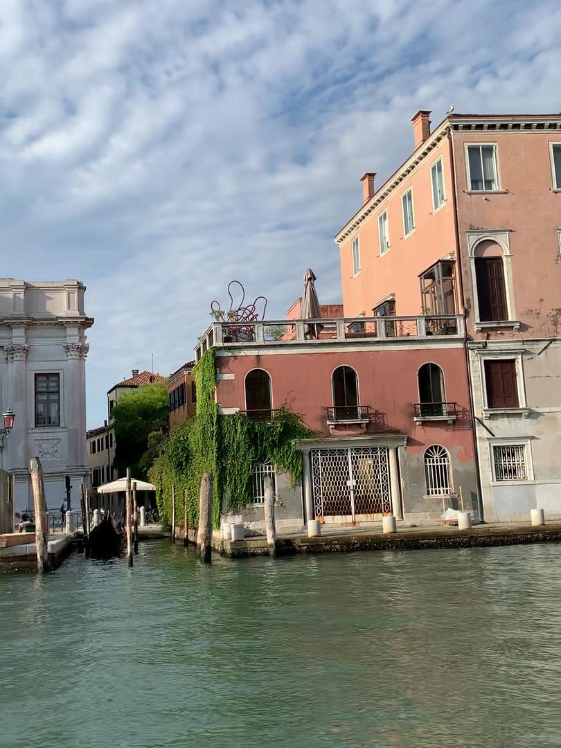 Arrivo Guggeneim Venice.MOV