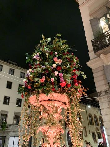 Inaugurazione via della Spiga Dolce e Gabbana
