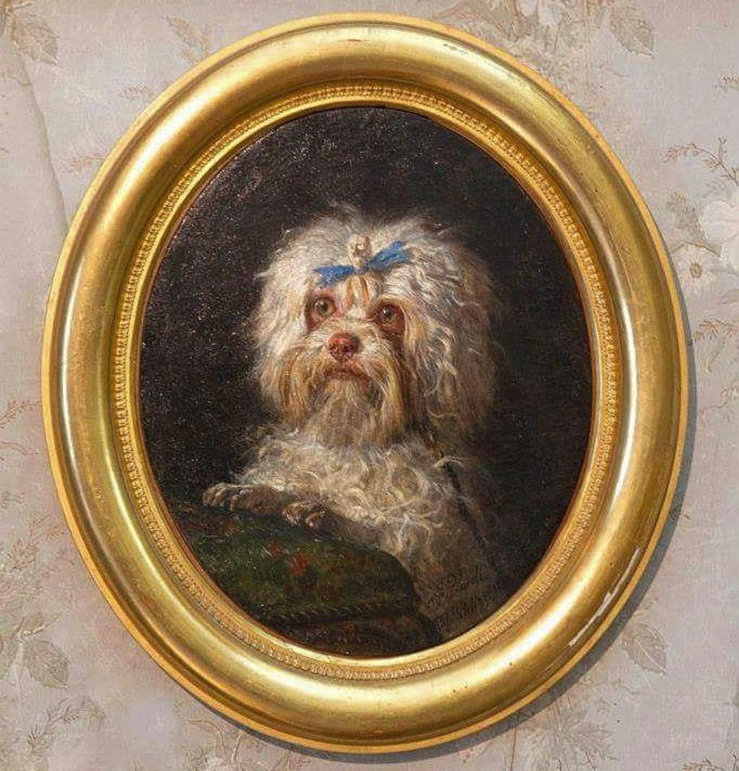 Lulù Painting