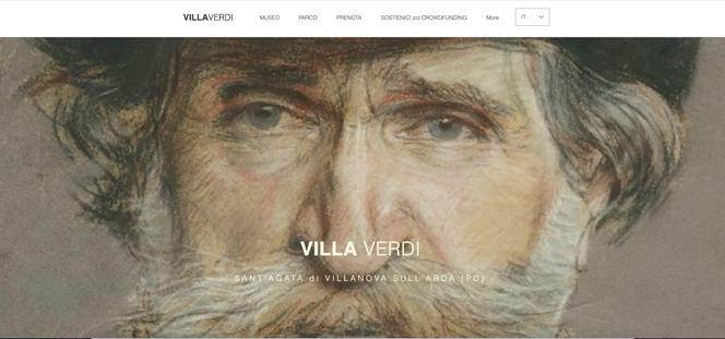 Villa Verdi Heritage Management
