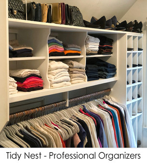Professional Organizing for Homes and Businesses