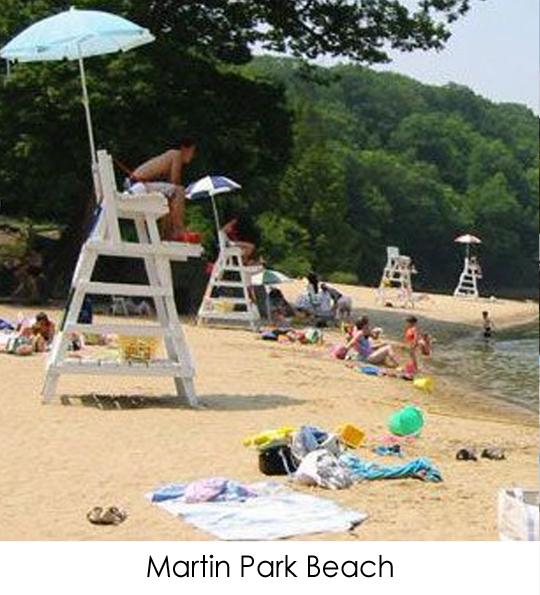 Martin Park Beach