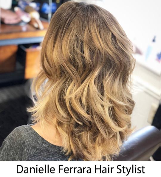 Danielle Ferrara Hair Stylist