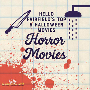Our Top 5 Scary Movies for October!