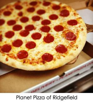 Ridgefield's #1 Pizzeria