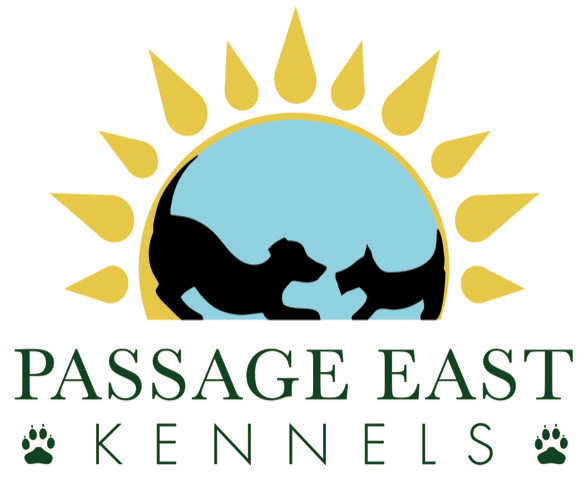 Passage East Kennels Logo