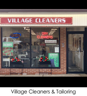 Ridgefield's Favorite Dry Cleaning & Tailoring Shop