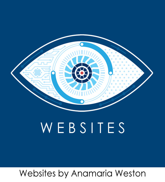 Websites by Anamaria Weston