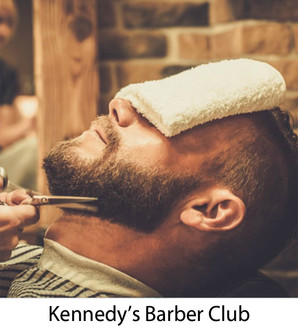 The Authentic Barbershop Experience
