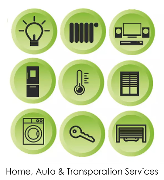 Home, Auto & Transportation Services