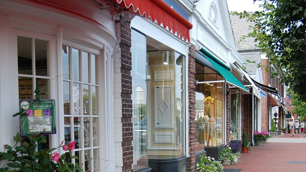 Downtown New Canaan