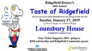 20th Annual - Taste Of Ridgefield