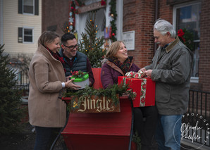 Neighborhood Spotlight: The family that brought the magic to Ridgefield Town Hall