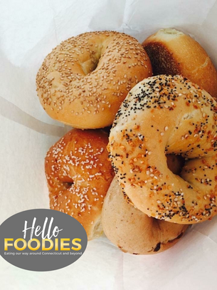 it's National Bagel Day