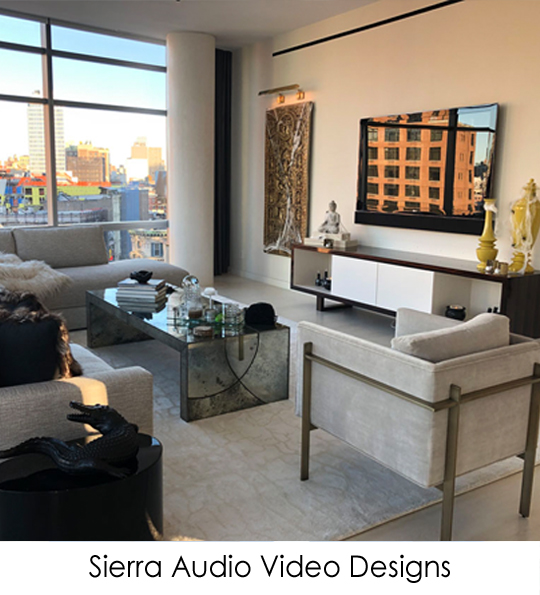 Sierra Audio Visual Designs