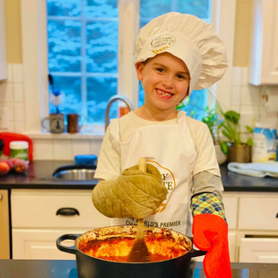 Neighborhood Spotlight: Little Chefs in Training...