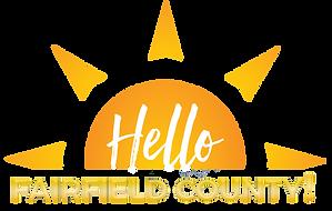 Hello Fairfield County CT Logo