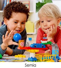 Semia Lego and Robotics