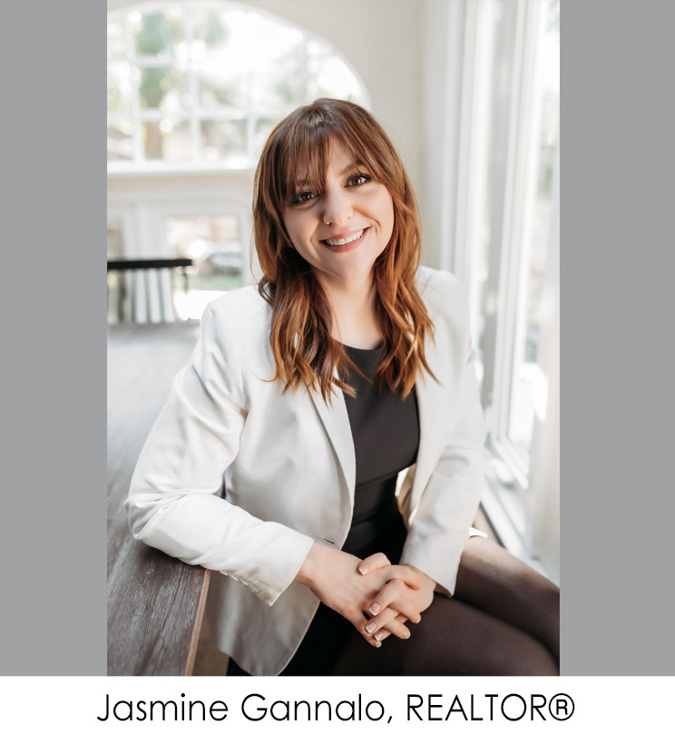 Jasmine Gannalo, Realtor