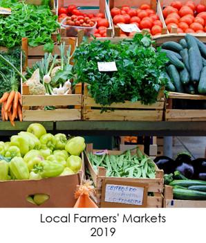 Fairfield County Local Farmers' Markets
