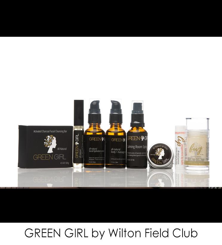GREEN GIRL by Wilton Field Club